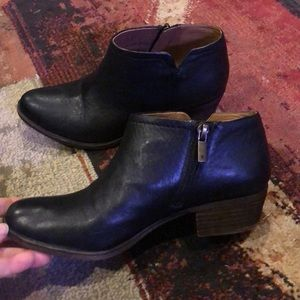 Luck Brand Ankle Booties
